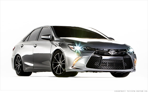 You Didn T See This New Toyota Camry Coming Literally It S Too