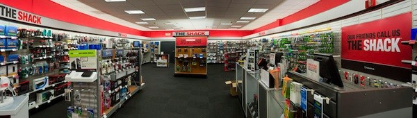 radio shack locations