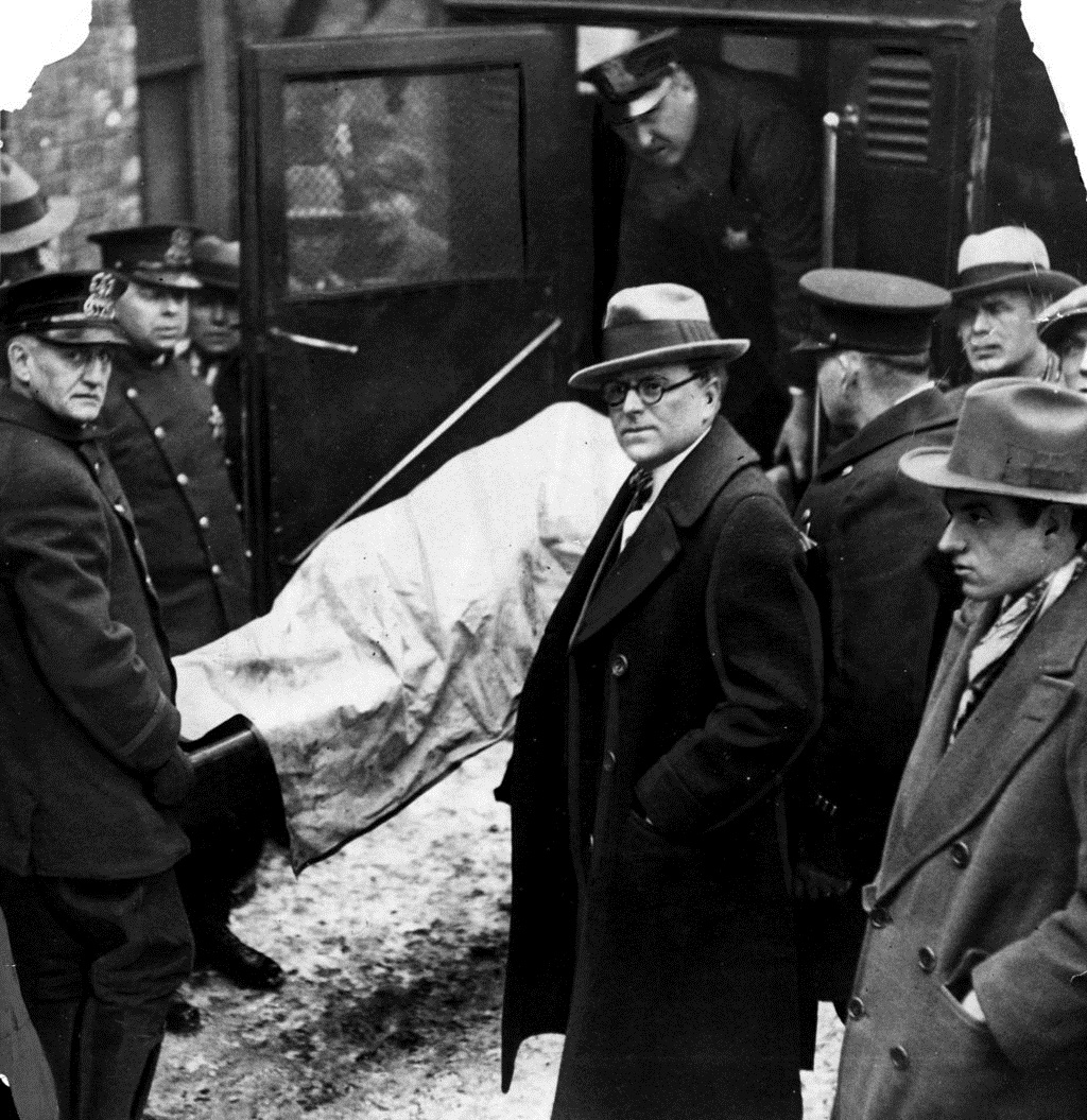 St. Valentines Day Massacre - Gephardt Daily