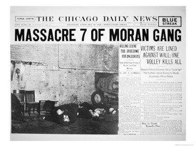 Valentines Day Massacre - Gephardt Daily