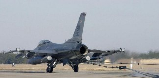 F-16, Cessna Planes Collide Mid-air in South Carolina