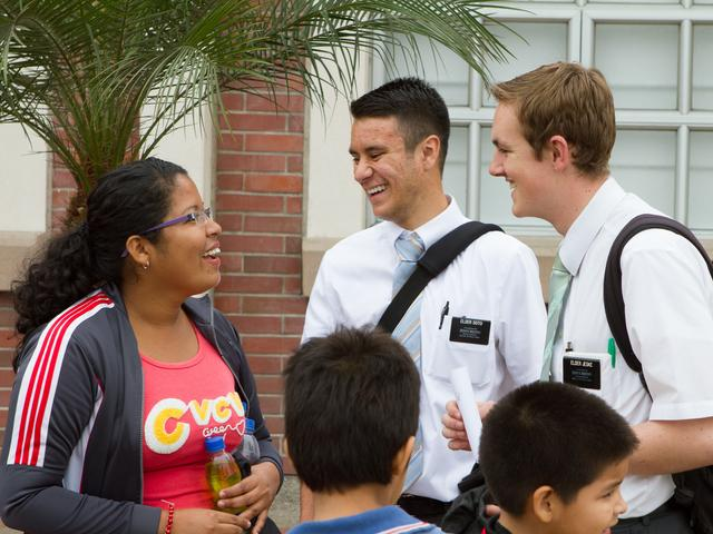 LDS Church Announces Change In Missionary Dress Code
