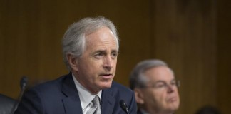 Sen. Bob Corker Rejects Nuclear Deal