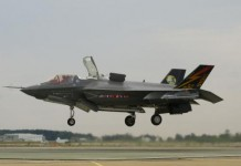 F-35B Lightning II Ready For Combat