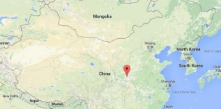 Landslide Hits China