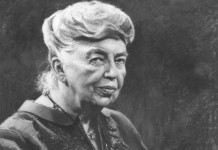 Eleanor Roosevelt on 10 Dollar Bill