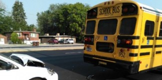 School Bus Accident Salt Lake City
