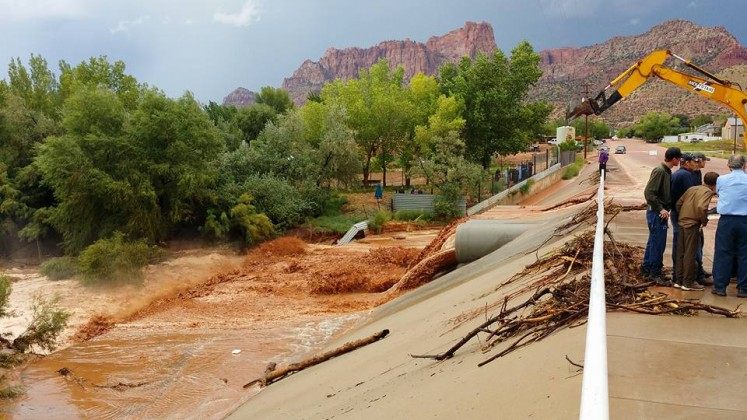Hildale Flood Utah