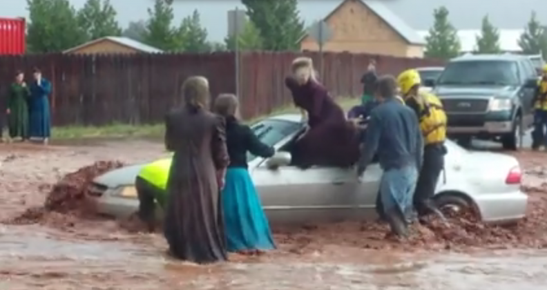 Death Toll in Hildale Flash Flooding Rises