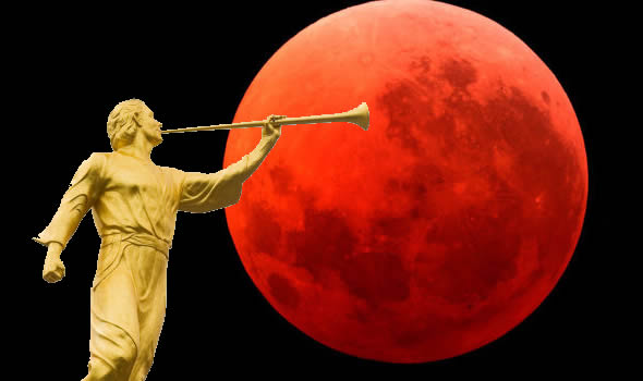 Moroni Blood Moon