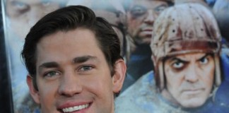 John Krasinski Named Grand Marshal At NASCAR