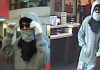One Man Robbed Three Banks In Two Hours