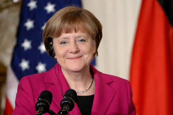 Angela Merkel Is Time's First Female 'Person Of The Year'