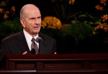 LDS Apostle Says Church Policy On Same-Sex Marriage