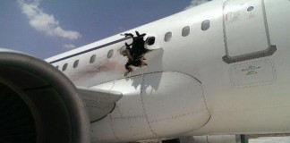 Emergency Landing In Somalia