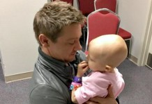Renner and Kenzie