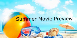 Summer Movie Schedule