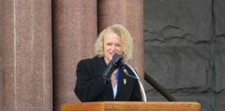Mayor Jackie Biskupski