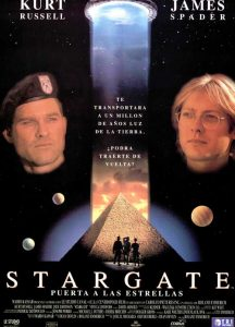 'Stargate' original movie poster / Photo Courtesy: MGM