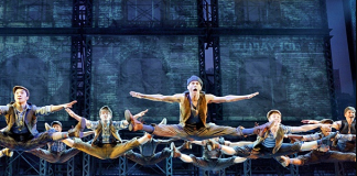 Newsies Capitol Theatre