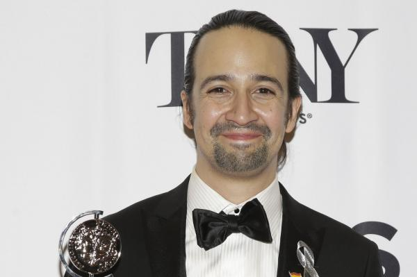 Fans pay up to $20K for Lin-Manuel Miranda's final bow