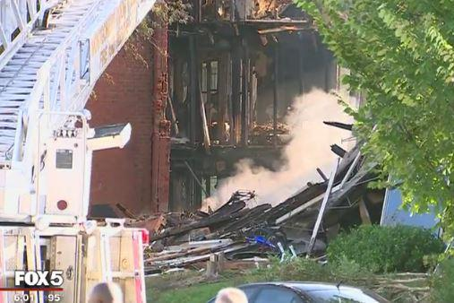 Death Toll From Silver Spring Apartment Block Fire Rises to 3