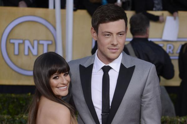 Were Lea Michele And Cory Monteith Dating Before Glee