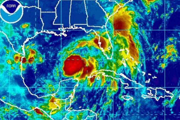 State of emergency declared in Fla. as depression nears