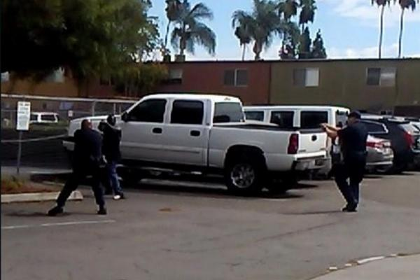 California police shoot and kill unarmed, mentally ill black man