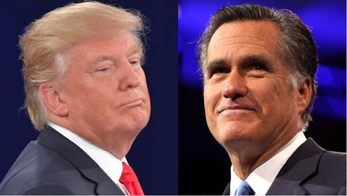 Trump and Romney to meet. Cabinet position in the future?