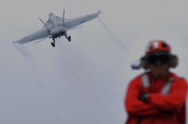 Search underway after Marine Corps jet crashes off Japan: U.S