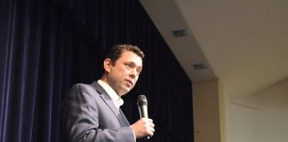 Utah Rep. Jason Chaffetz Town Hall Meeting