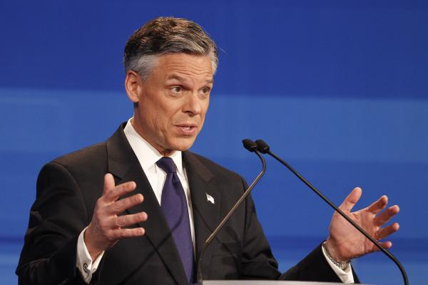 Trump Picks Huntsman As Russian Ambassador