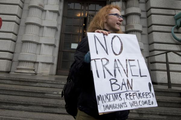 Court: Trump travel ban rooted in intolerance