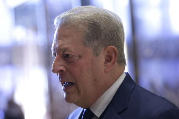 Al Gore Blasts Trump for Exiting Paris Climate Deal