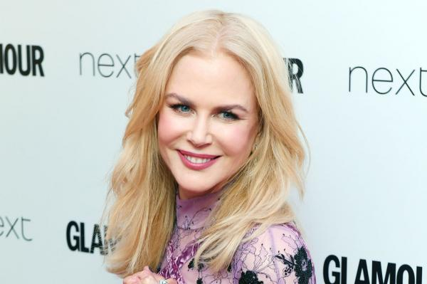 Nicole Kidman celebrates 50th birthday