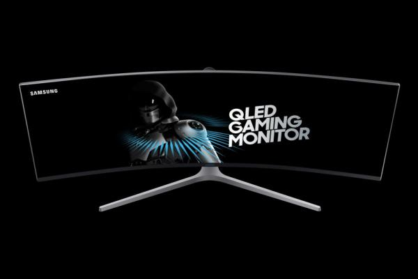 Samsung's new ultra-wide HDR QLED gaming monitor will blow you away