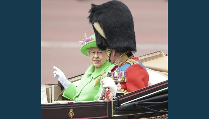 Queen Elizabeth II's Seatbelt Shirk Reported to Police
