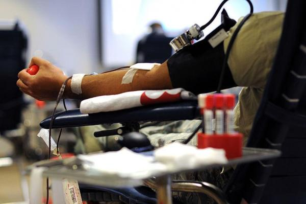 Gay men can now donate blood three months after having sex