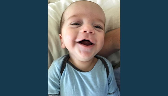 Jimmy Kimmel tweets a sweet update on 3-month-old son