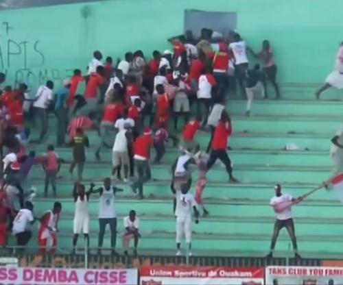 Senegal suspends sport events after stadium stampede