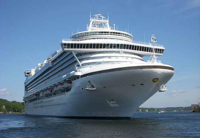Mystery over woman's murder in Alaska cruise ship