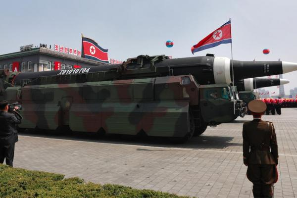 European Union raises prospect of new sanctions against NKorea