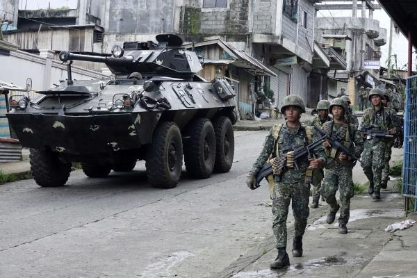 Congress votes to extend martial law Featured