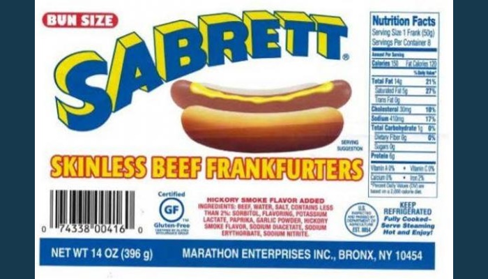 Over 7 millions pounds of hot dogs recalled after bone fragments found