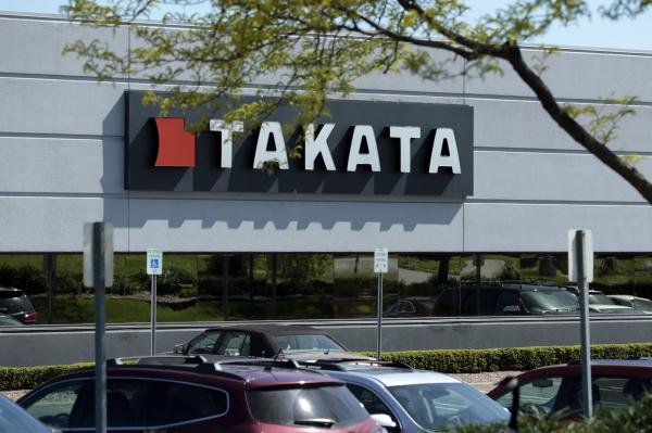 Takata adds 2.7M airbags to 42 million recalls