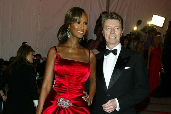 Iman posts rare photo of her and David Bowie's daughter Alexandria