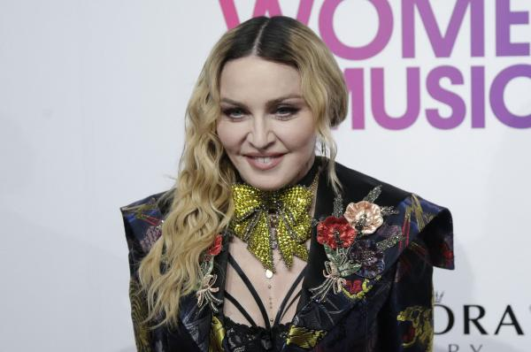 Madonna Shares Rare Family Photo of Her Six Children