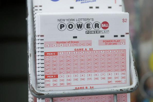 Powerball winning numbers drawn for $430 million jackpot""