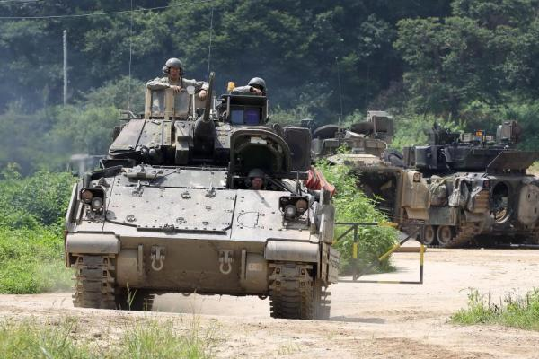 United States war games with S. Korea to go ahead
